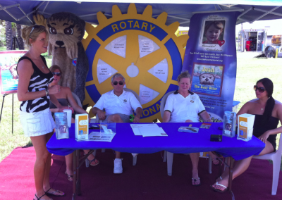 Water Safety Event in Florida